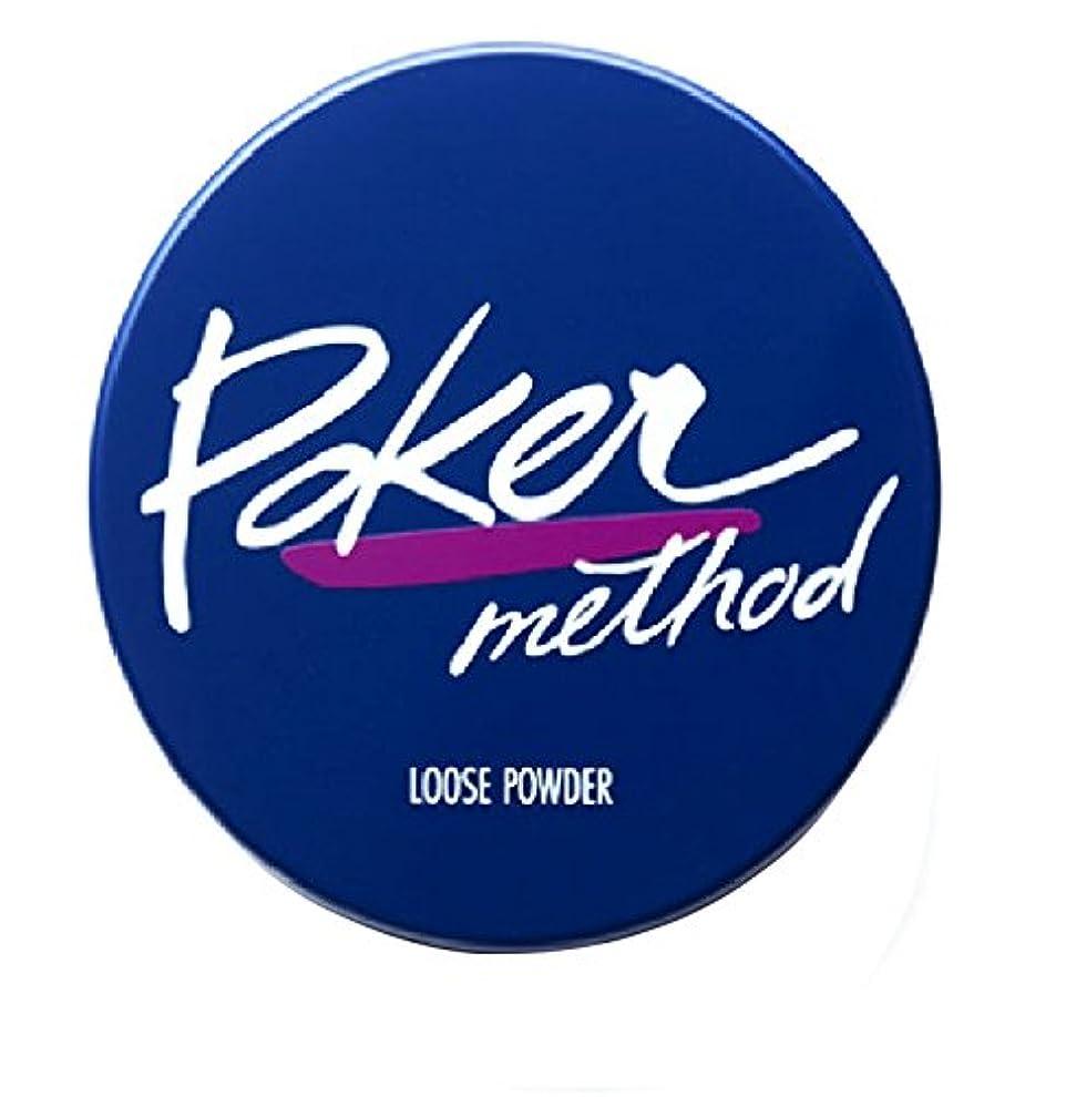 染料ビヨン祭りPoker Method(ポーカーメソッド) オイルインルース ファンデーション 18G
