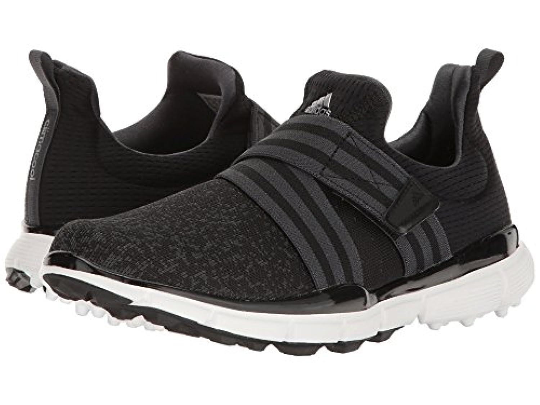 (アディダス) adidas レディースゴルフシューズ?靴 Climacool Knit Core Black/Dark Grey/Core Black 6 (23cm) B - Medium