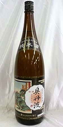 山名酒造 奥丹波 純米酒 1800ml