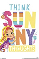 """Trends International Sunny Day-Thoughts ウォールポスター マルチ 22.375"""" x 34"""" RP17073"""