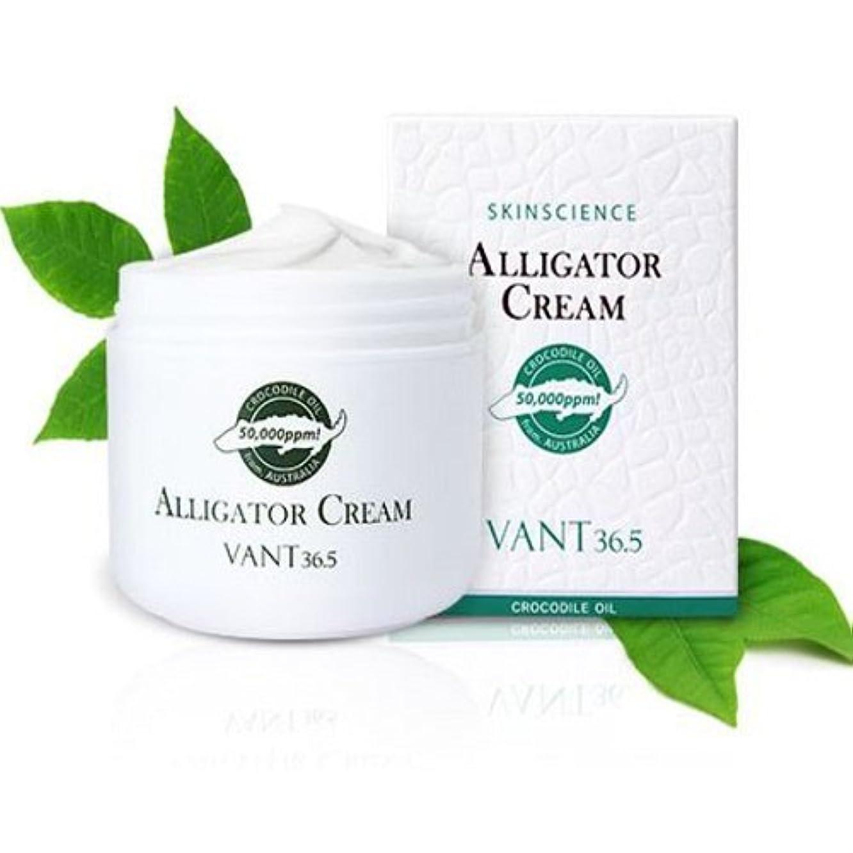 アジア人スーダンまっすぐにするバント36.5 ワニクリーム50ml / VANT36.5 Alligator Cream 50ml [並行輸入品]