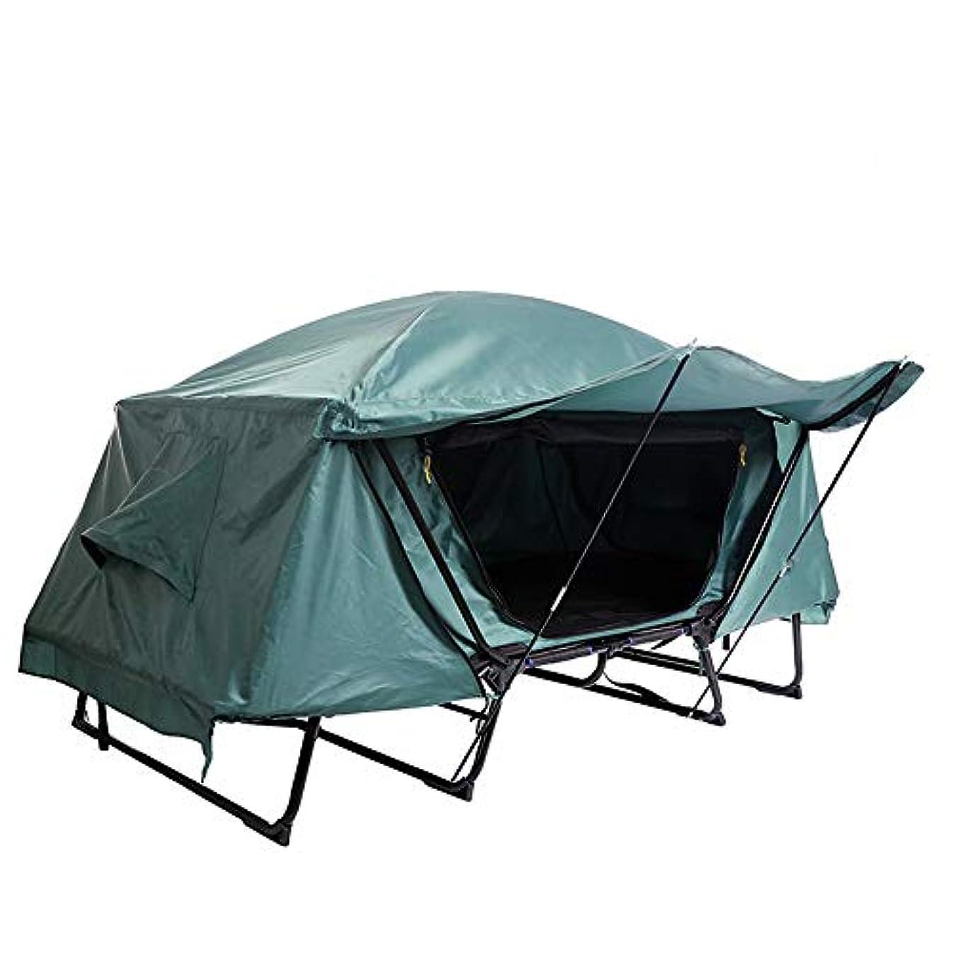 ヒント寛大なミュージカルMTkxsy 屋外キャンプ無料の多目的釣り建造物オフサイトテントオフサイトキャンプ用テントベッド