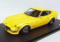 イグニッションモデル 1/18 ニッサン フェアレディ Z (S30) イエロー IG0650 完成品
