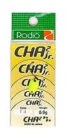 Rodiocraft(ロデオクラフト) ルアー CHA2(チャチャ) Jr 0.9g #14 蛍光イエロー スプーン