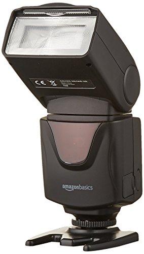 Amazonベーシック 電動フラッシュ デジタル一眼レフカメラ用 DF500