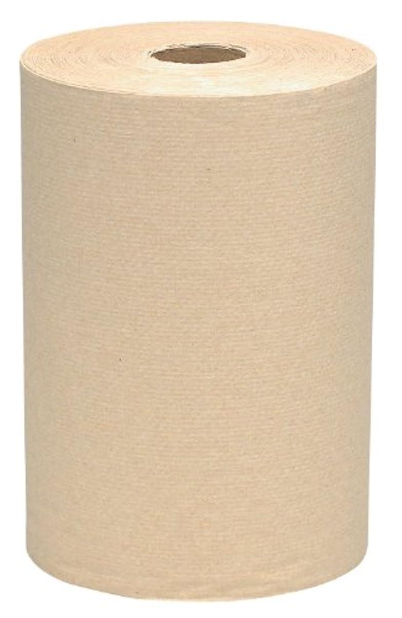 虫を数える世界の窓何でもKIMBERLY-CLARK PROFESSIONAL* 02031 SCOTT 100% Recycled Fiber Hard Roll Towels- Natural- 8 x 800ft.- 12/Carton