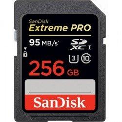 サンディスク Extreme PRO SDXCカード UHS-I U3/Class10 256GB 〔SDSDXPA-256G-JU3〕