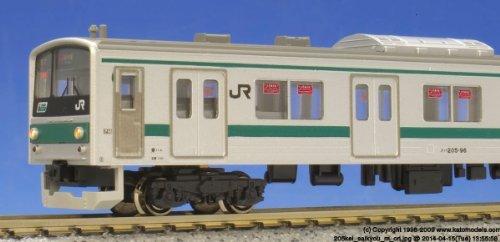 KATO Nゲージ 205系 埼京線 増結 4両セット 10-407 鉄道模型 電車