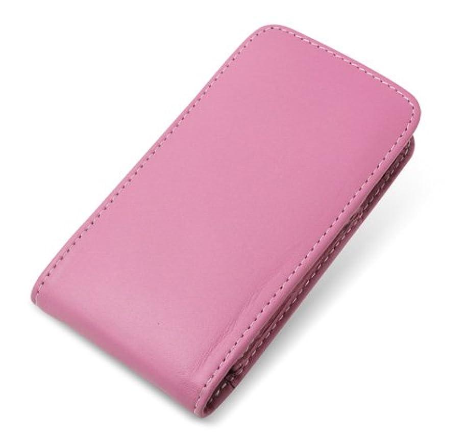 五十軽減誓いミヤビックス PDAIR レザーケース for AQUOS PHONE IS17SH/IS13SH バーティカルポーチタイプ(ペタルピンク) PALCIS13SHV/PP