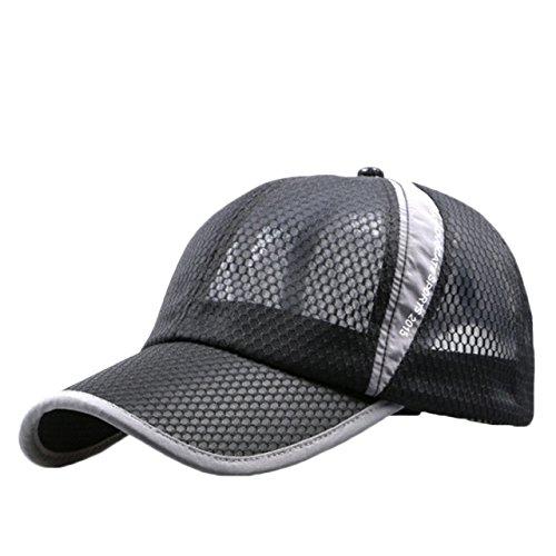 ONE LIMITATION(ワン リミテーション) エアーメッシュ キャップ フリーサイズ UVカット 帽子 メンズ レディース CP004
