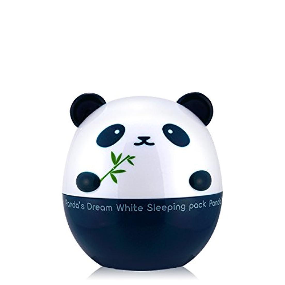 荒廃するシリーズケーブルカー[1+1] TONY MOLY Panda's Dream White Sleeping Pack 50g / トニーモリーパンダーズドリームホワイトスリーピングパック50g / 1.76oz [並行輸入品]