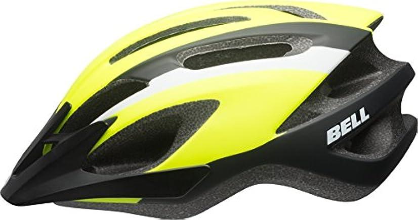 でるスカーフ含意BELL(ベル) ヘルメット 自転車 サイクリング CREST [クレスト マットレティーナシアー/ブラック UA 7082044]