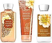 Bath & Body Works Body Set - Warm Vanilla S