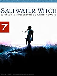 Saltwater Witch (Comic # 7) (Saltwater Witch Comic) (English Edition)