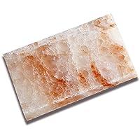 岩塩プレート 岩塩 ヒマラヤ岩塩 バーベキュー 10cm×7.5cm×1cm(約)