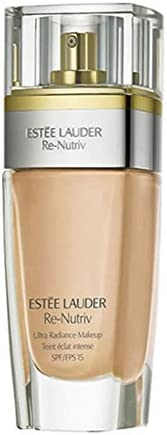 Estee Lauder Re-Nutriv SPF 15 Ultra Radiance Makeup for Women, No. 3W2 Cashew, 1 Ounce