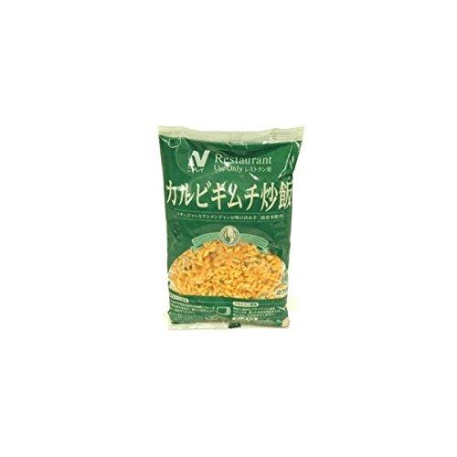 ニチレイ RU カルビキムチ炒飯 270g x 5 【冷凍】/ニチレイ(1袋)