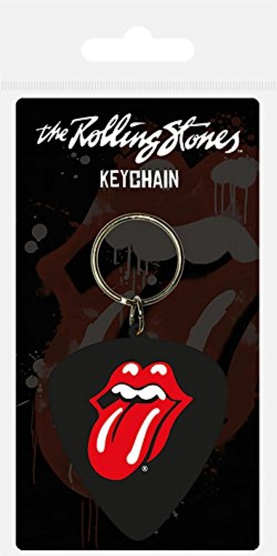 ローリング?ストーンズ Rolling Stones ラバー キーチェーン