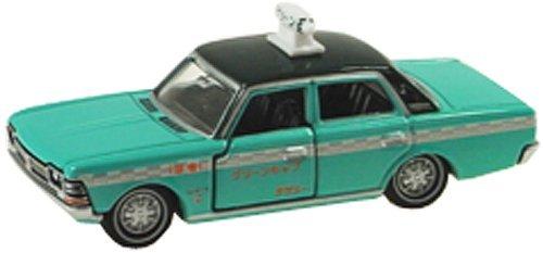 日本インポート トミカ 限定品 0121 トヨタ クラウン MS50 グリーンキャブ タクシー