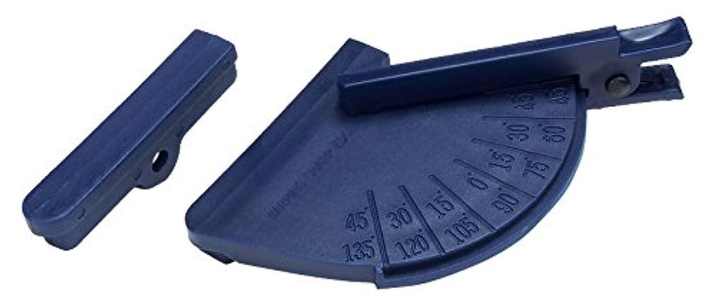 ウェーブ HGユニバーサルカッター専用 刃先ベース&角度切りガイド ツール ホビー用工具 HT-388