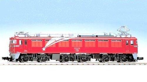 TOMIX Nゲージ 9126 EF81形電気機関車 (北斗星色)