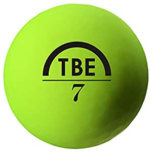TOBIEMON(トビエモン) ゴルフボール 蛍光マット 公認球 3個 イエロー T-B2MYS