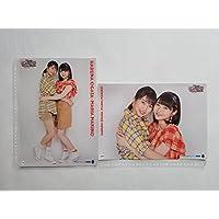 モーニング娘。'18春ピンナップポスターPart5牧野真莉愛&尾形春水_2種