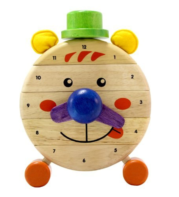 Mr. Tic Tac [table clock Toys]