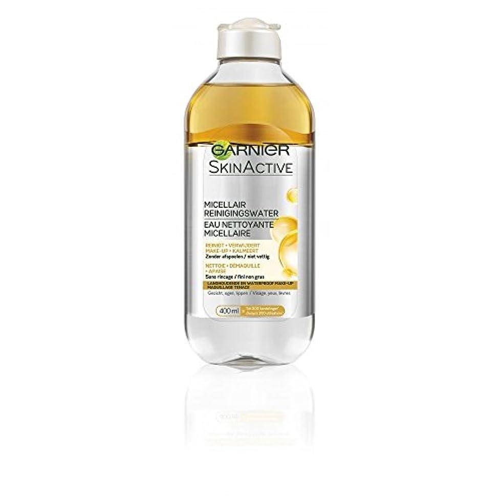 意味のある換気するスロットガルニエ SkinActive Micellar Water - Removes Waterproof Make-Up 400ml/13.3oz並行輸入品