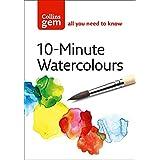 Collins Gem 10 Minute Watercolours: Techniques & Tips for Quick Watercolours