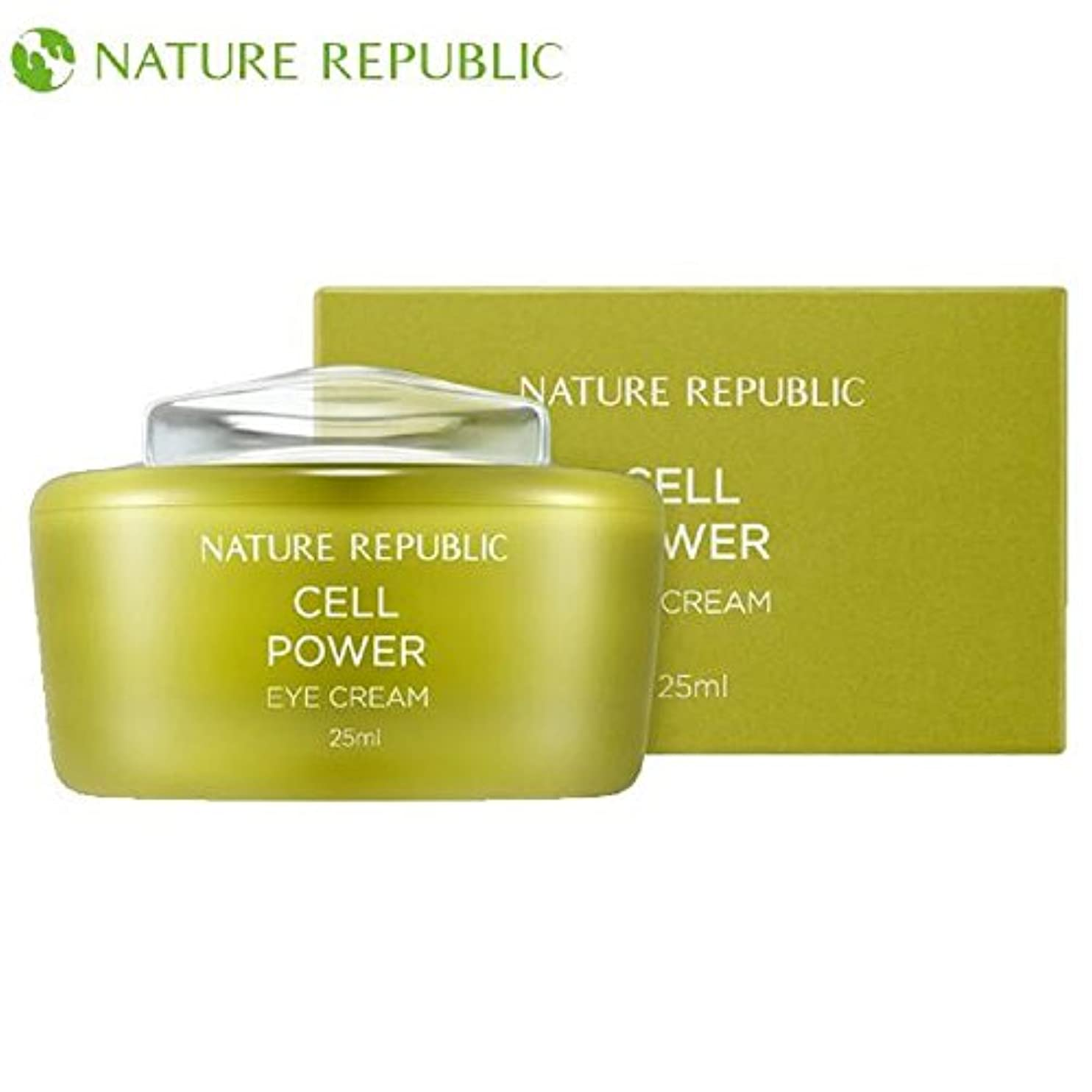 正規輸入品 NATURE REPUBLIC(ネイチャーリパブリック) CP アイクリーム 25ml NJ1175