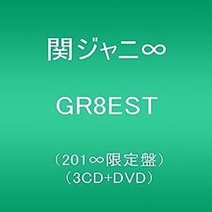 GR8EST(201∞限定盤)(3CD+DVD)