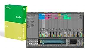 Ableton エイブルトン / Live 10 Intro 通常版 DAWソフトウェア