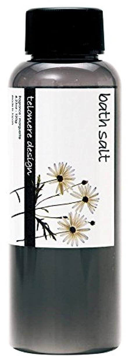 通り抜ける太陽生態学テロメア 入浴剤 バスソルト 120g 日本製 マーガレットの香り OB-TLO-5-2