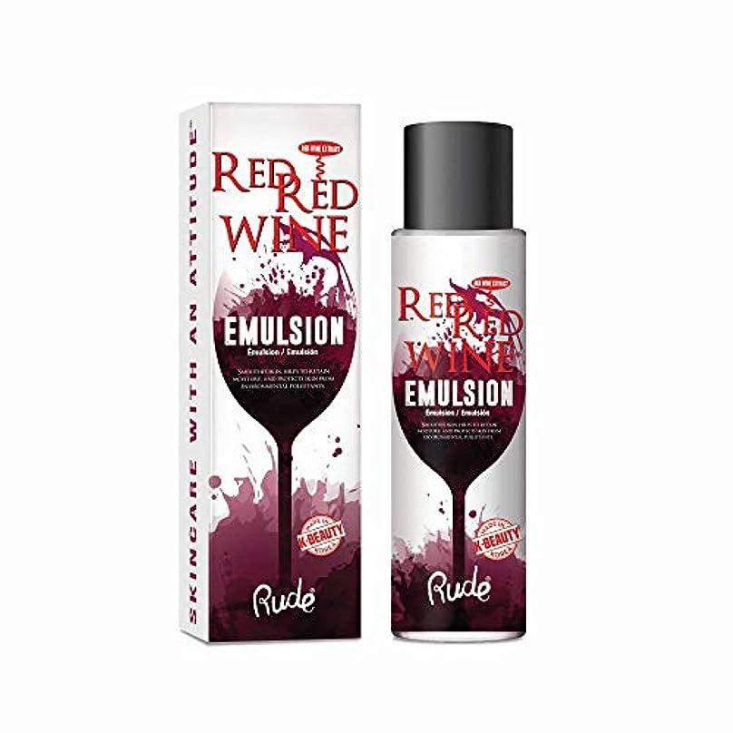 抜け目のないクローン群集RUDE Red Red Wine Emulsion (並行輸入品)