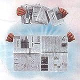 【手品 マジック】よみがえる新聞紙 ニュースペーパーリストア ちぎれた新聞を元に戻す 瞬間に復元マジック 面白い 笑い ステージマジック道具 手品道具