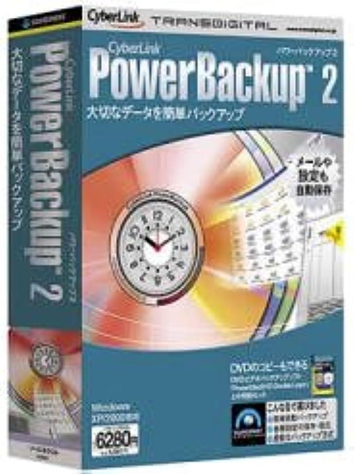 CyberLink PowerBackup 2 (説明扉付厚型スリムパッケージ版)