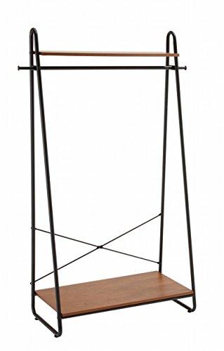 市場 アンセム ハンガーラック 幅90×高さ151cm ブラウ...