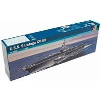 タミヤイタレリ1 / 720 U。S。S Saratoga cv-60 5520