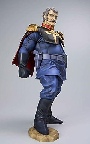 『機動戦士ガンダム』の「ランバ・ラル」