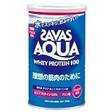 ザバス(SAVAS) アクア ホエイプロテイン100 アセロラ風味 360g
