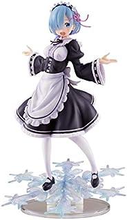 Re:從零開始的異世界生活 AMP 蕾姆 手辦~Winter Maid image ver.~