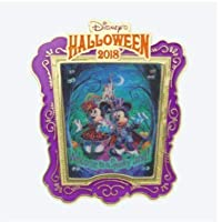ディズニー ハロウィーン 2018 ピン ピンバッジ ハロウィン スプーキー Boo! パレード ゴースト 東京 ディズニーランド ディズニーリゾート TDR 35周年