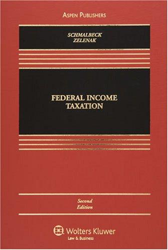 Download Federal Income Taxation (Casebook) 0735562598