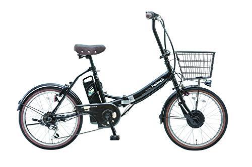 PELTECH(ペルテック) 折り畳み電動アシスト自転車 2...