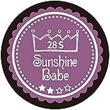 Sunshine Babe カラージェル 28S パンジーパープル 2.7g UV/LED対応