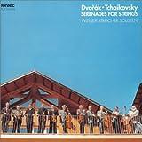 ドヴォルザーク、チャイコフスキー:弦楽セレナード 画像