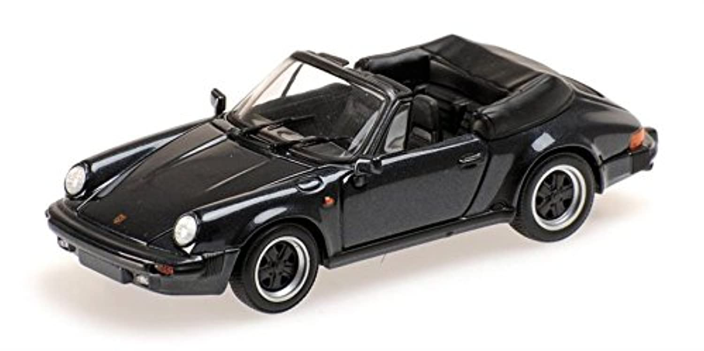 1983 Porsche 911 Carrera Cabriolet DiecastモデルCar In 1 : 43 Scale by Minichamps