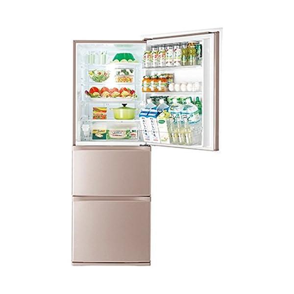 東芝 冷凍 冷蔵庫 380(L) 右開き GR...の紹介画像2