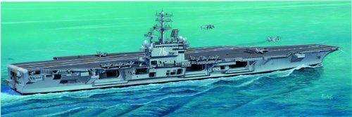 イタレリ 5533 1/720 アメリカ空母 ロナルドレーガン (タミヤ・イタレリシリーズ:39533)